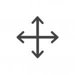 move arrows