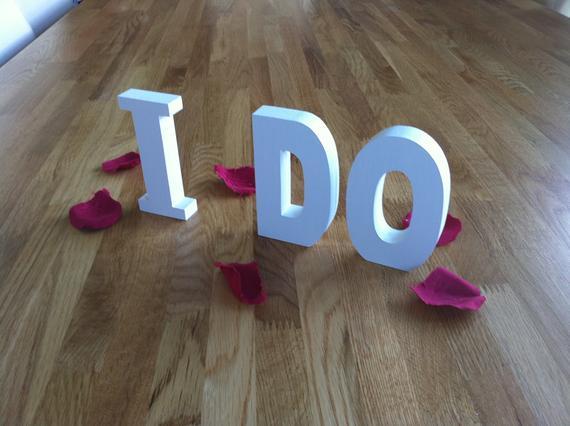 I do polystyrene letters